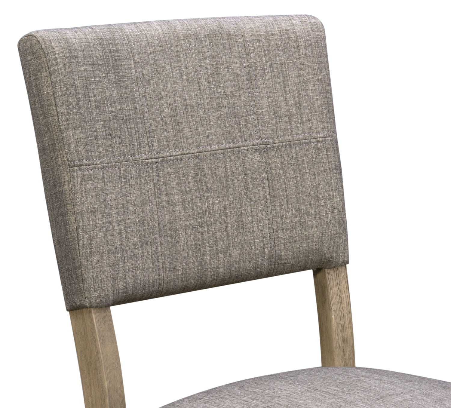counter height chair slipcovers christmas covers dunnes stores tribeca table and 6 upholstered side chairs