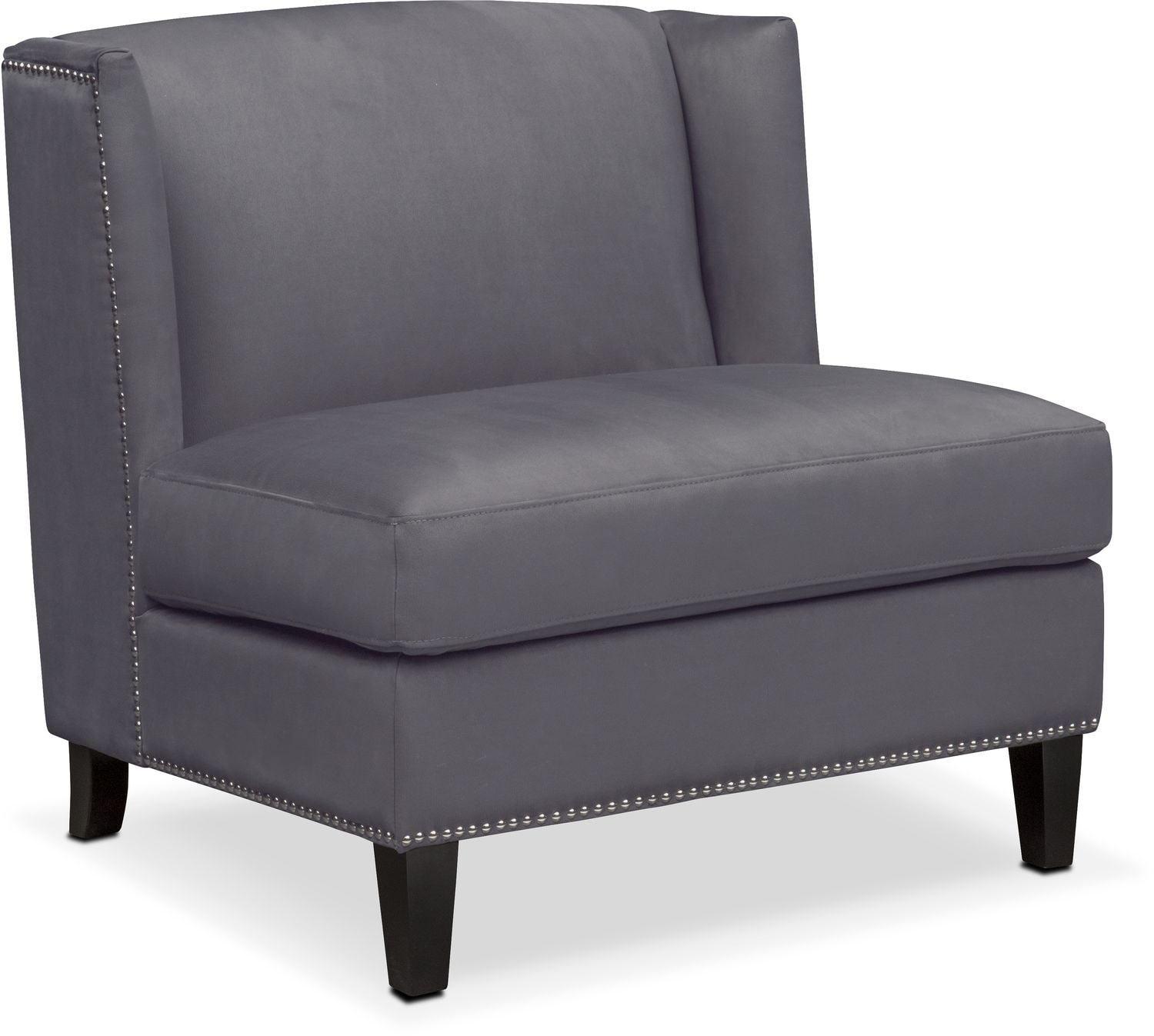 accent chair gray peg perego rocker high recall torrance dark american signature