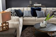 Sebring 2-piece Sectional With -facing Sofa - Oyster