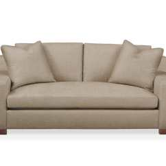 Burlap Sofa Chair Patio Sofas And Sectionals Ethan Apartment Cumulus In Dudley American