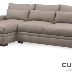 Back Of Sofa Facing Fireplace Aico Sofas Winston Cumulus 2 Piece With Left Chaise