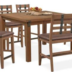 Kitchen Table Stools Wall Racks Hampton Counter Height Dining 4 And Bench Sandstone Click To Change Image