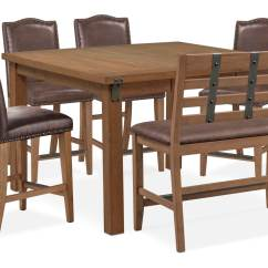 Upholstered Counter Height Chairs Mobile Nail Table And Chair Hampton Dining 4 Stools