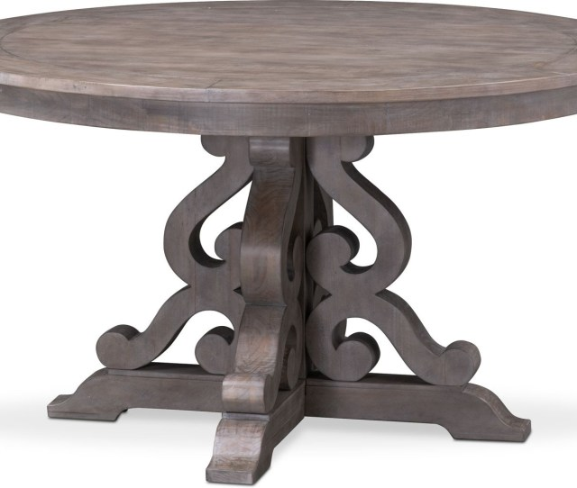Dining Room Furniture Charthouse Round Dining Table