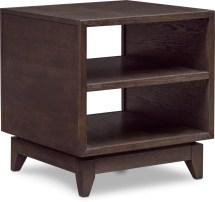 Saybrook End Table - Umber American Signature Furniture
