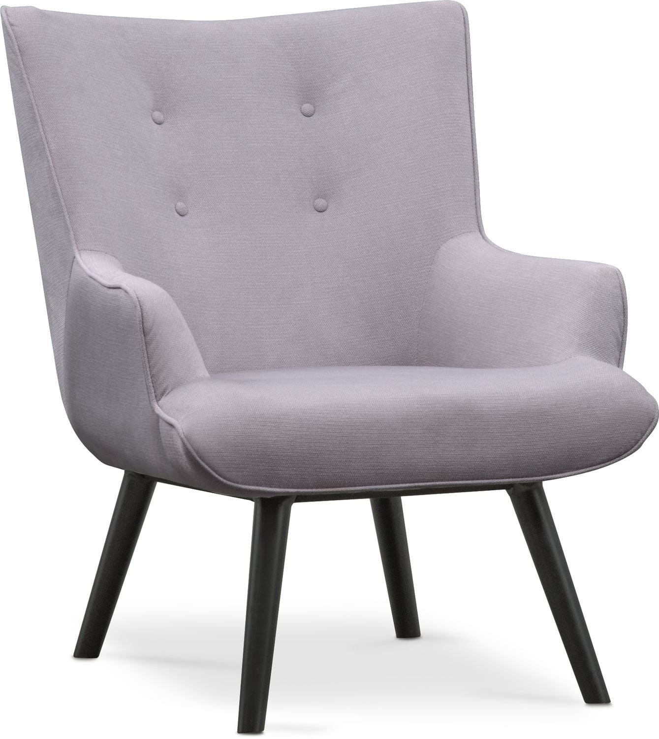 Light Gray Accent Chairs West End Accent Chair Light Gray American Signature
