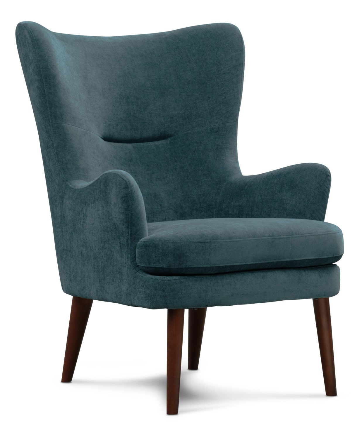 teal accent chair round hanging perkins american signature furniture