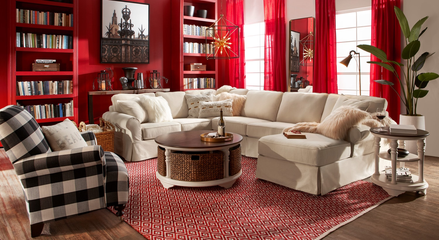 power reclining sofa made in usa sofas france sectional american signature sawyer 3 piece slipcover with chaise