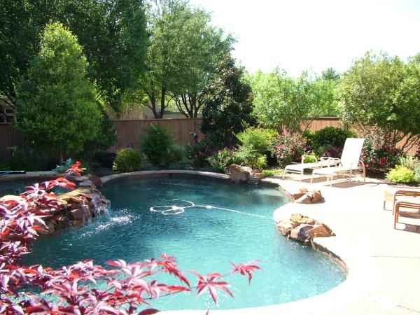 steele landscapes & patios keller