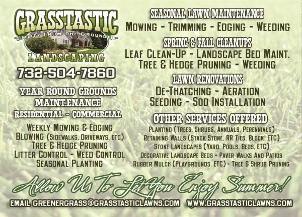 grasstastic landscaping bayville