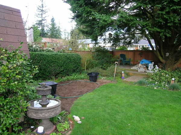 landscaping mountlake