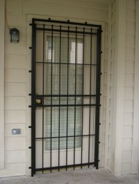 Custom Burglar Bars | Houston, TX 77038 | Angies List