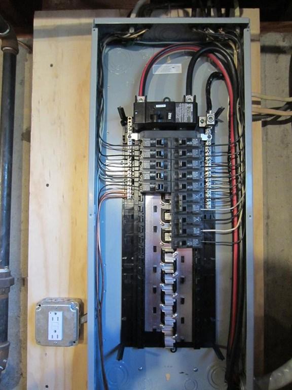 Circuit Breaker Panel Installation Repair In Wakefield Ma Cardoso