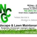 Ncg landscape and lawn maintenance windermere fl 34786 angie s