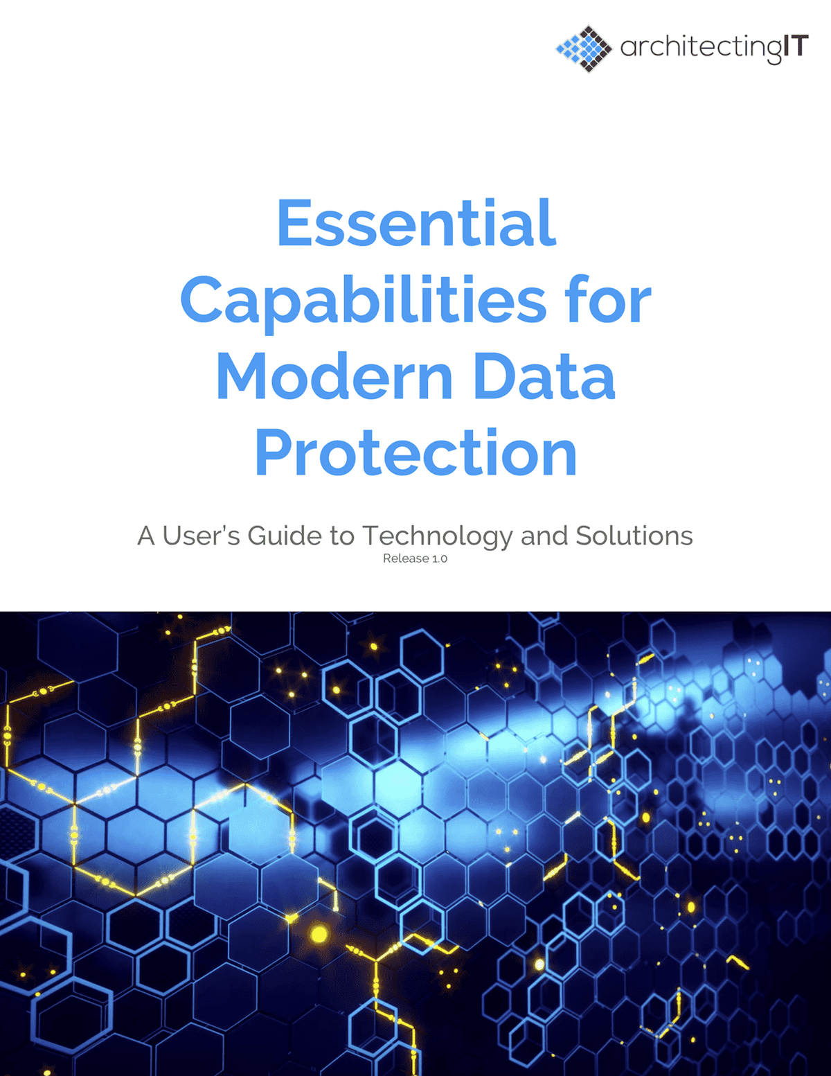 Essential Capabilities for Modern Data Protection 1.0 – eBook Report