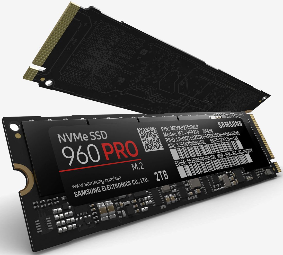 M.2 SSD Drive Format is Under-rated by Enterprise Storage