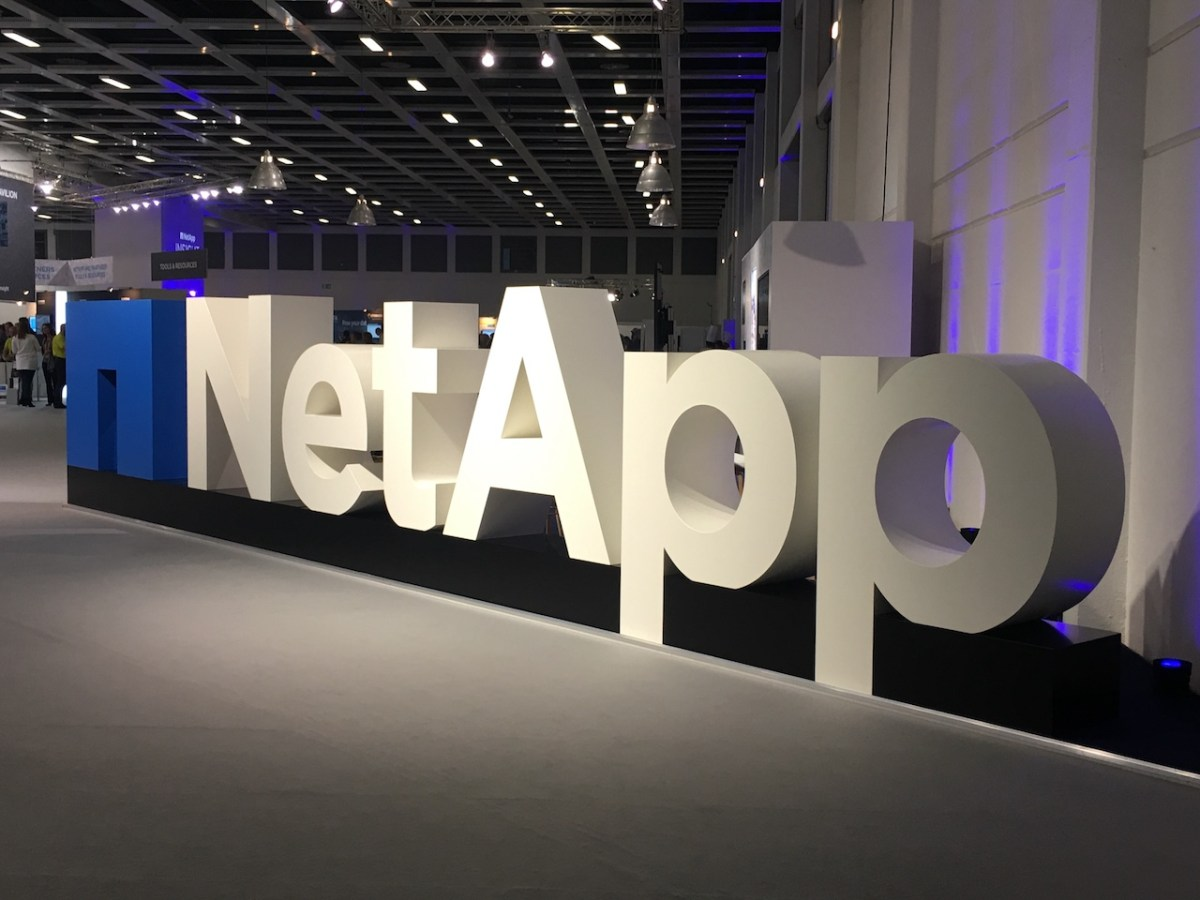 NetApp Extends Cloud Volumes to GCP