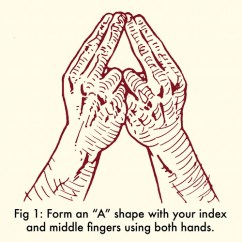 How To Wolf Whistle Diagram Wiring Ceiling Light With Your Fingers The Art Of Manliness A Shape Index And Middle