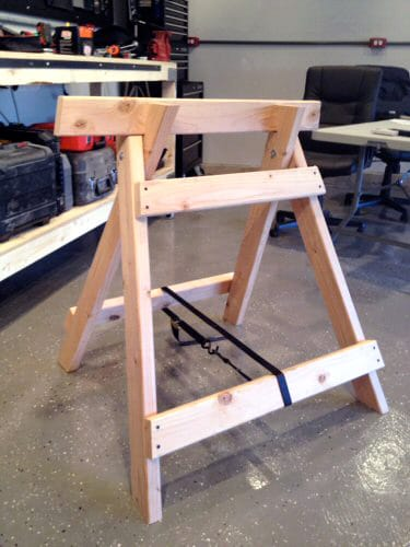 Japanese Sawhorse Plans