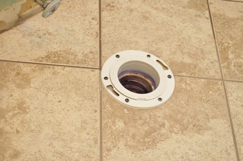 Toilet Bowl Flange Height
