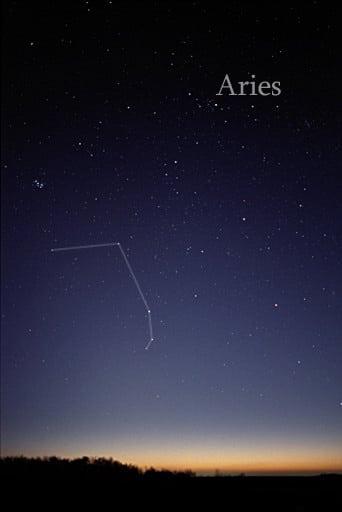 Constellation Aries