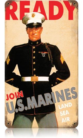 dress like a marine