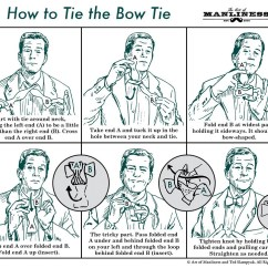 How To Tie A Bow Step By Diagram Split Ac Wiring In Hindi The Art Of Manliness Illustration With This Guide