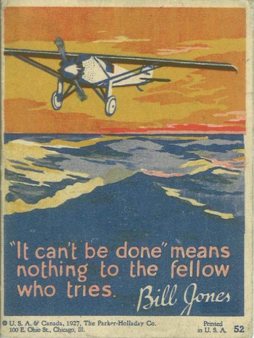 Vintage Motivational Posters From The 20s And 30s The