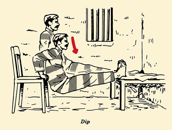 chair exercises at work set of accent chairs prisoner workout: bodyweight workouts | the art manliness