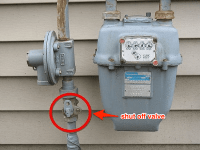 How to Locate Gas/Water Shut Offs, Electrical Panels ...