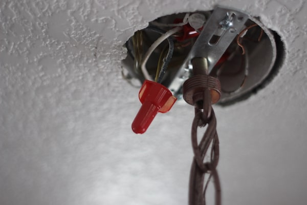 Electrical Wiring A Light Fixture