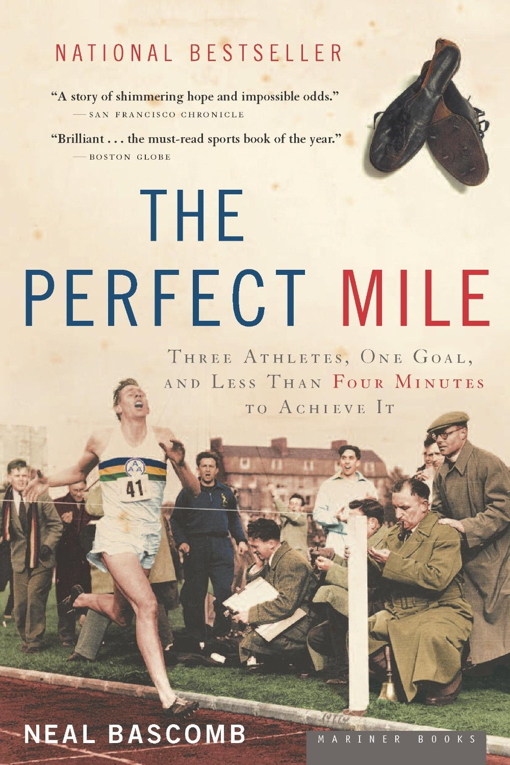 Roger Bannisters Story  Race to Break the 4Min Mile  Art of Manliness