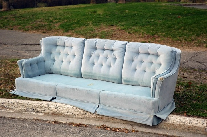 how to recycle my sofa funny images dispose of old furniture and remove other large items trash or simply decluttering it can be hard know unwanted the ratty couch refrigerator that runs constantly