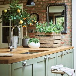 Indoor Kitchen Garden Wall Cabinet How To Nail The Foliage Trend In Each Room Of Your House Bt