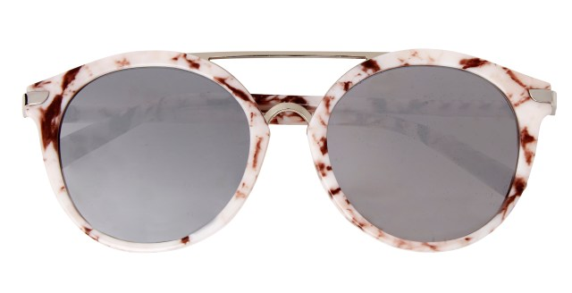 V-by-Very-marble-sunglasses