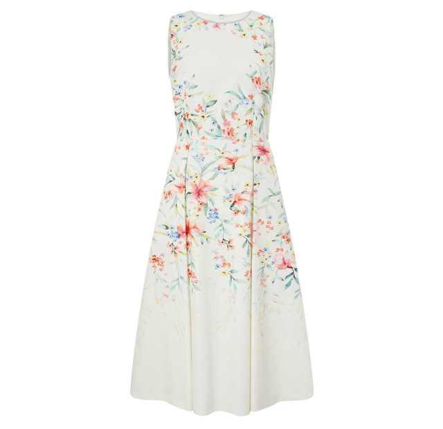 Monsoon Arianna floral print dress
