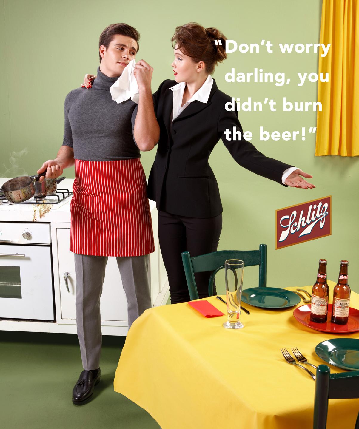 Workplace Gender Role Reversals