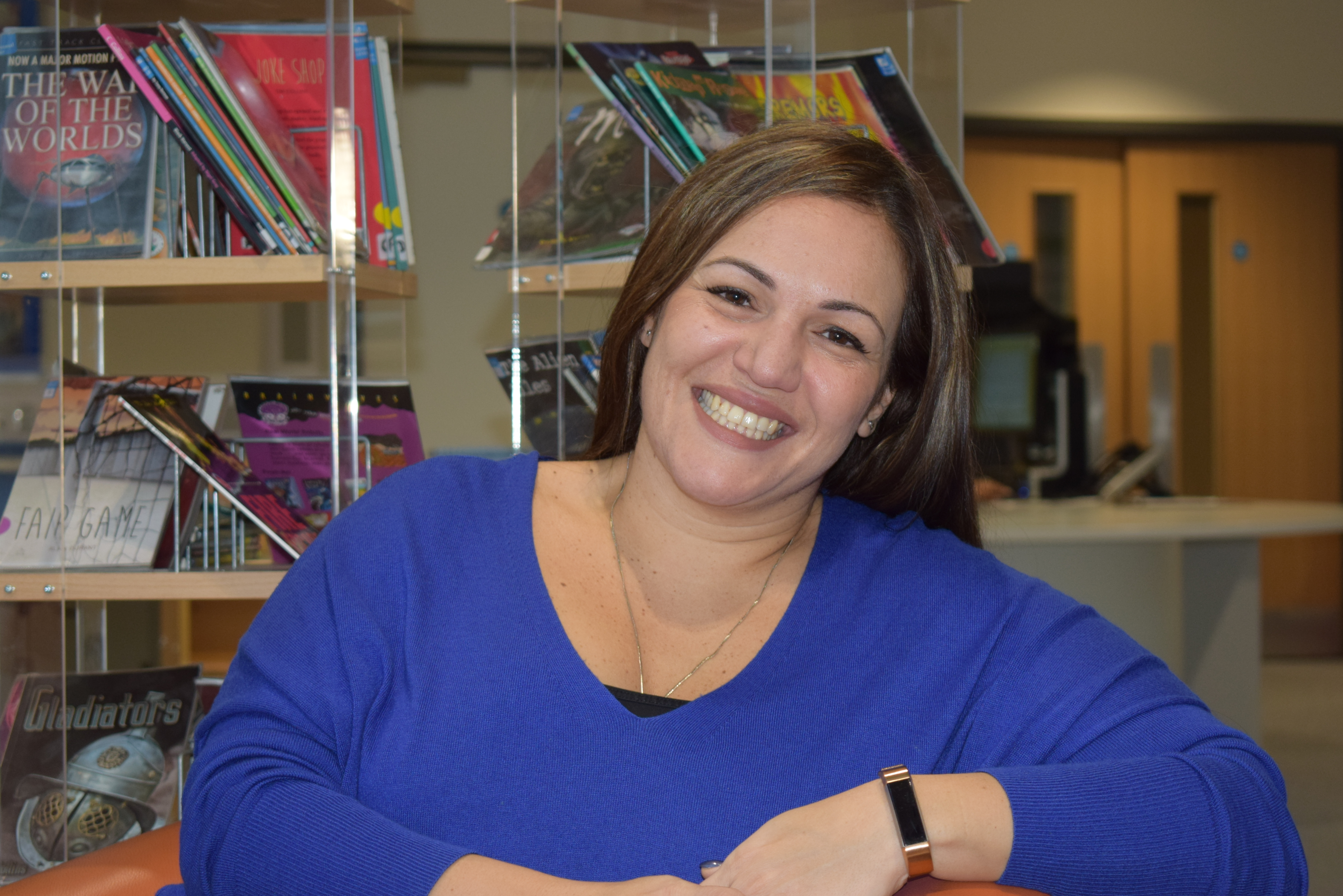 UK teacher Andria Zafirakou has made it into the final 10 shortlisted for this year's Varkey Foundation Global Teacher Prize (Varkey Foundation/PA)  'Education opens up opportunities': Bill Gates hails teaching prize finalists 6d57ea65 2646 4c2c 8f60 d345f153c7e1