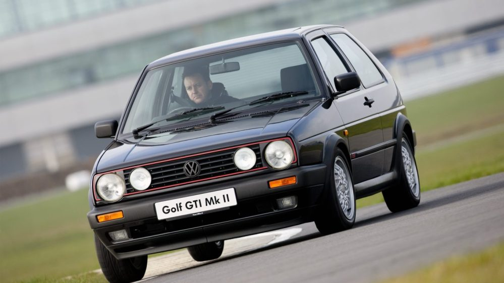 medium resolution of the mk2 golf gti had some seriously big shoes to fill the original was a huge success right off the bat bringing the first real affordable performance