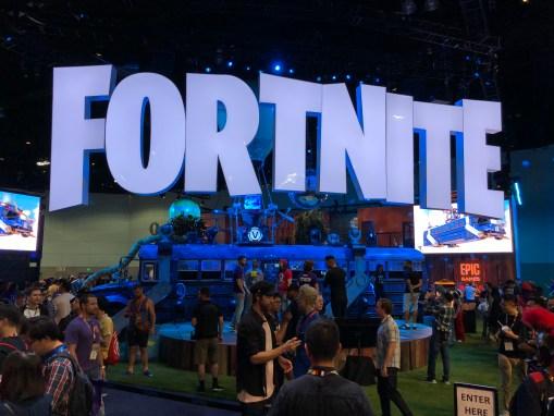 Fortnite E3 event
