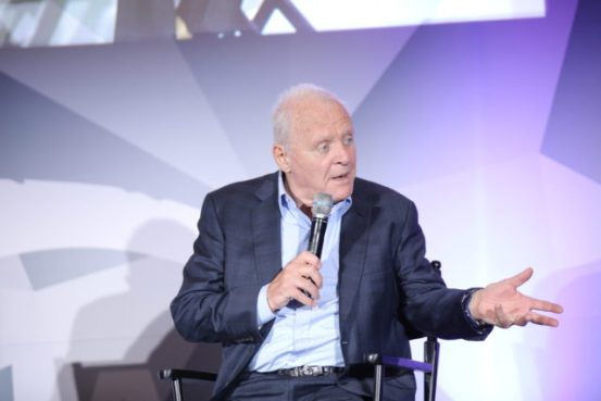 Image result for Sir Anthony Hopkins opens up on his battle with alcoholism
