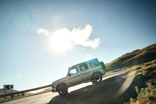 2018 Mercedes AMG G63 Review, dailycarblog.com. The new G-Class has been sizeably upgraded over the old car