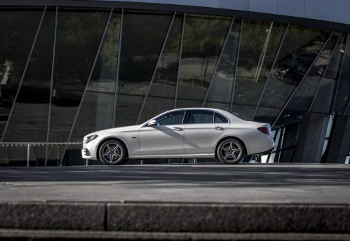 small resolution of badged e 300 de the frugal new hybrid is available as either a saloon or
