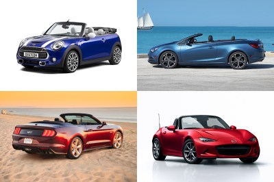 7 New Convertibles Under $40,000 for 2018 - Autotrader