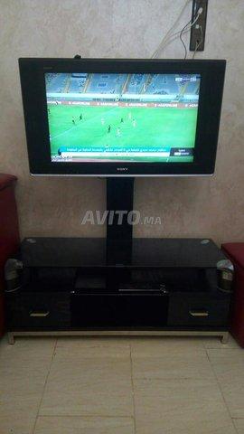 meuble tv et tv sony