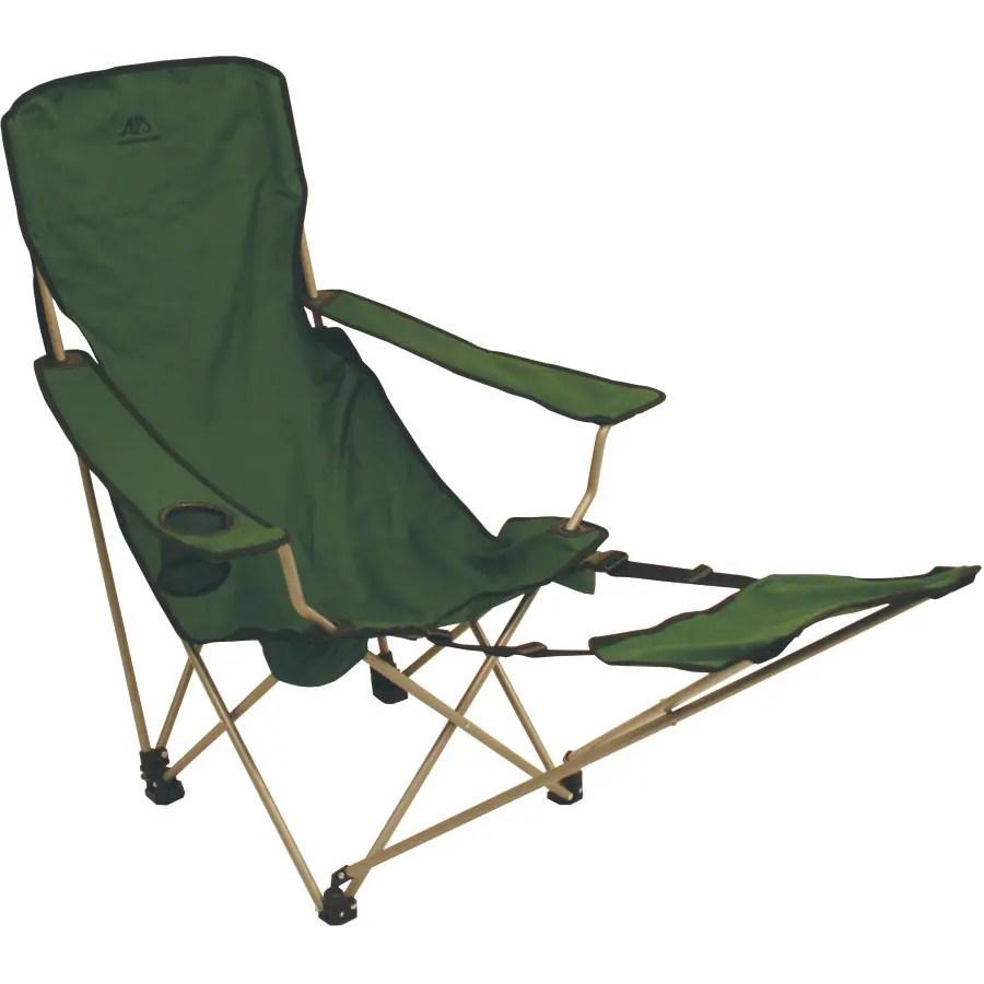 folding chair jokes master bedroom lounge alps mountaineering kickback steep cheap green