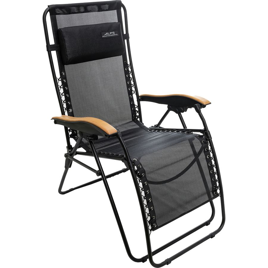 Camping Rocking Chair Alps Mountaineering Lay Z Lounger Camp Chair