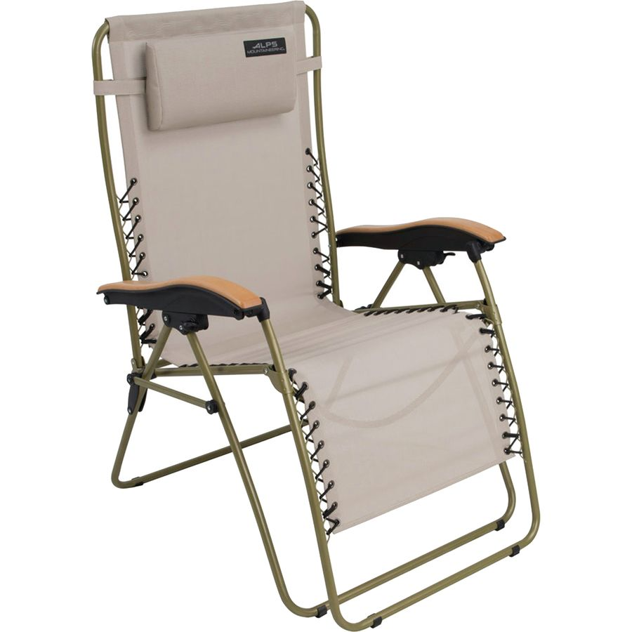 ALPS Mountaineering LayZ Lounger Camp Chair  Backcountrycom