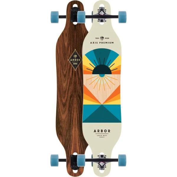 Arbor Axis Premium Complete Longboard