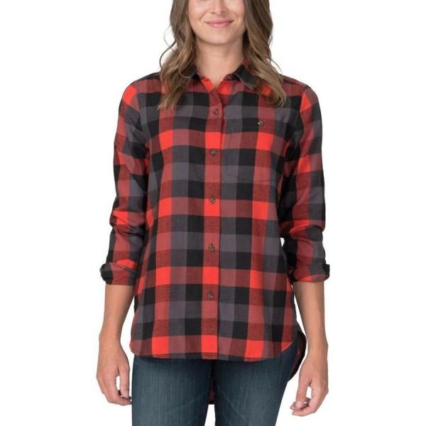 Basin And Range Snow Creek Flannel Shirt - Women'